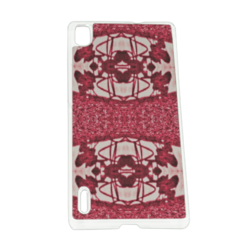 new tribal Cover Huawei P7