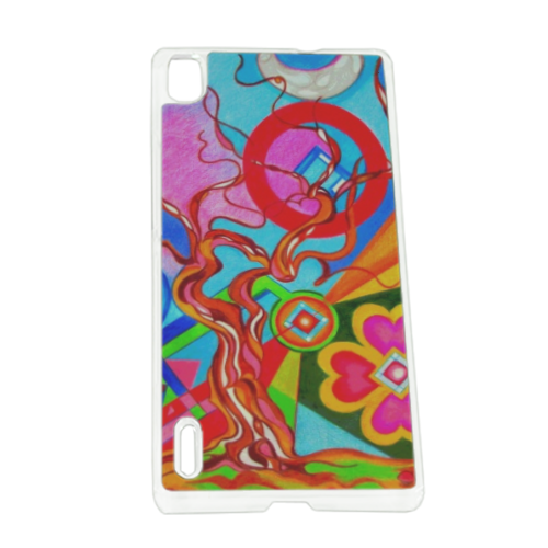 Tree of Life Cover Huawei P7