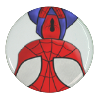 Spiderman Magneti da frigo