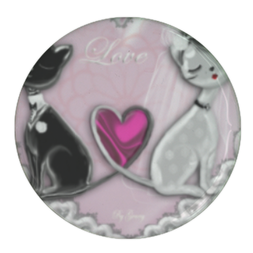 Sweet Love with Dog Spille con clip personalizzate