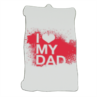 I Love My Dad - Pergamena magnetica