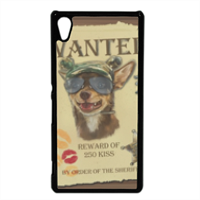 Wanted Rambo Dog Cover Sony Xperia Z3 Plus