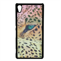 Leopard Cover Sony Xperia Z3 Plus