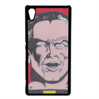BLACK ADAM Cover Sony Xperia Z3 Plus