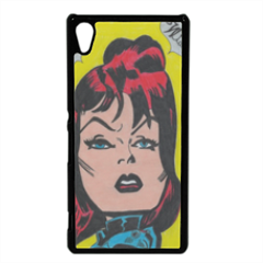 BLACK WIDOW Cover Sony Xperia Z3 Plus