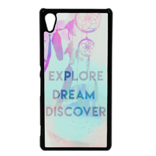 dreamcatcher Cover Sony Xperia Z3 Plus