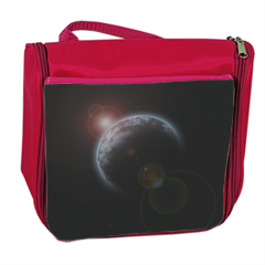 Fake Planet Borsa da bagno