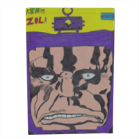 ARNIM ZOLA Block notes rigido