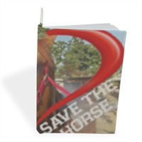 Save Horse2 Taccuino