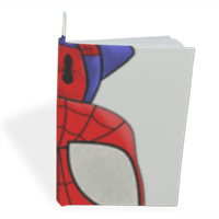 Spiderman Taccuino