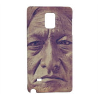 Sitting Bull Cover Samsung Note 4 3D