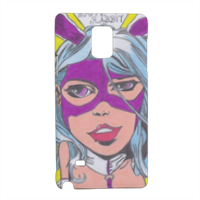 WHITE RABBIT 2016 Cover Samsung Note 4 3D