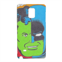 THE COMPOSITE SUPERMAN Cover Samsung Note 4 3D