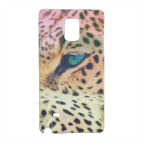 Leopard Cover Samsung Note 4 3D
