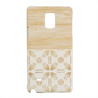 Bamboo and Japan Cover Samsung Note 4 3D
