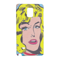 SUPERGIRL Cover Samsung Note 4 3D