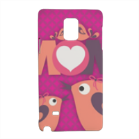 Mamma I Love You - Cover Samsung Note 4 3D