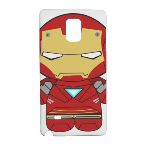 Team Ironman Cover Samsung Note 4 3D