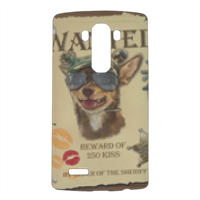 Wanted Rambo Dog Cover Lg G4 3D