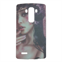 Oriental Woman Cover Lg G4 3D