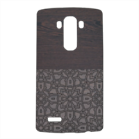 Wenge and Gothic Cover Lg G4 3D