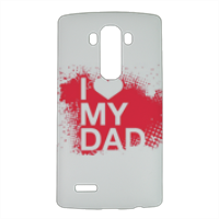 I Love My Dad - Cover Lg G4 3D