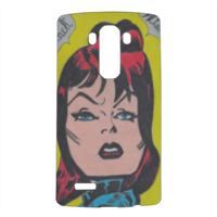 BLACK WIDOW Cover Lg G4 3D