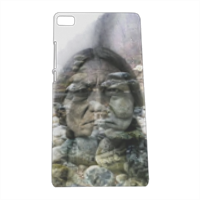 Sitting Bull Hero one Cover Huawei P8 3D