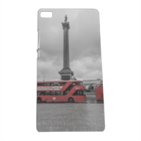 London Trafalgar Square Cover Huawei P8 3D