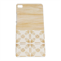 Bamboo and Japan Cover Huawei P8 3D