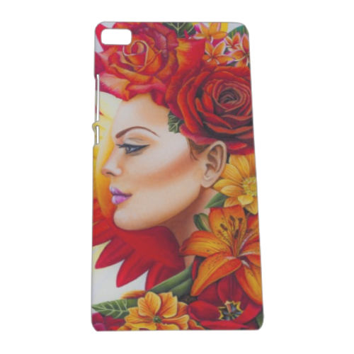 Anthea Cover Huawei P8 3D