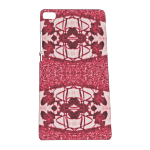new tribal Cover Huawei P8 3D