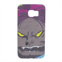 MAN BULL Cover Samsung S6 Edge 3D