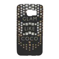 Glam Like Coco Cover Samsung S6 Edge 3D