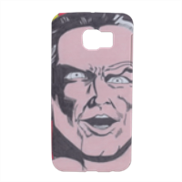 BLACK ADAM Cover Samsung S6 Edge 3D