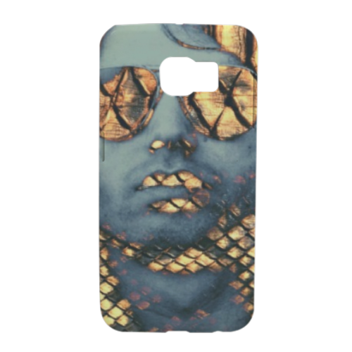 Not to touch the earth Cover Samsung S6 Edge 3D