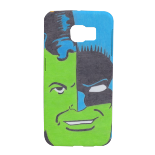 THE COMPOSITE SUPERMAN Cover Samsung S6 Edge 3D