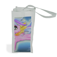 Mini Pony Fantasia Shopper bag per bottiglie