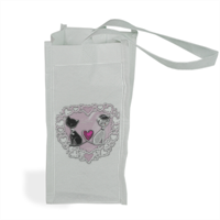 Weddings Cats Shopper bag per bottiglie