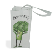 broccoletto Shopper bag per bottiglie