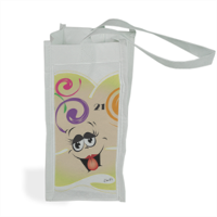 Cooking chef Shopper bag per bottiglie