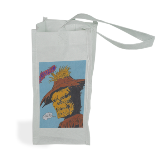 2018 SCARECROW Shopper bag per bottiglie
