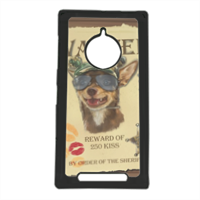 Wanted Rambo Dog Cover Nokia 830 personalizzata