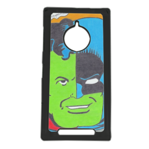 THE COMPOSITE SUPERMAN Cover Nokia 830 personalizzata
