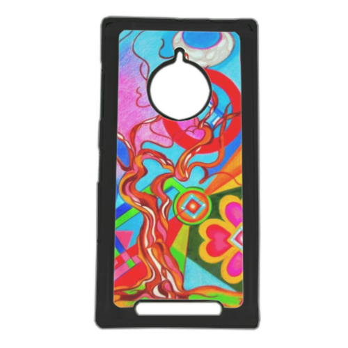 Tree of Life Cover Nokia 830 personalizzata