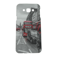 London red and white Cover Samsung A8 3D