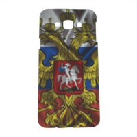 Love Russia Cover Samsung A8 3D
