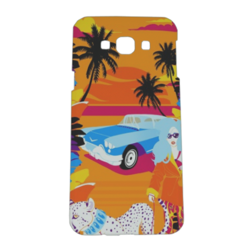 Rich Summer  Cover Samsung A8 3D