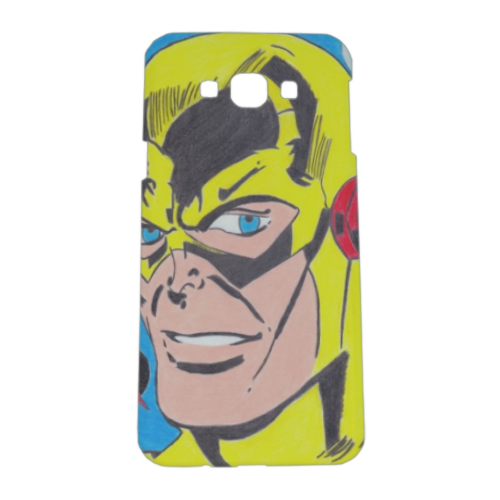 PROFESSOR ZOOM Cover Samsung A8 3D