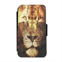 King with King Flip cover laterale iphone 4-4s